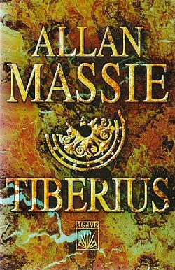 Tiberius obálka knihy