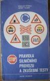 Pravidla silničního provozu a zkušební testy