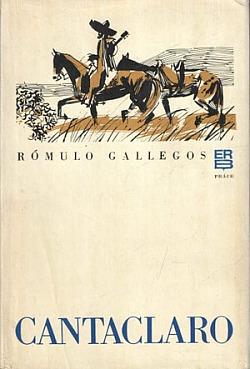 Cantaclaro obálka knihy