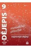 Dějepis pro ZŠ 9 - Metodická příručka obálka knihy