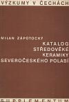 Katalog středověké keramiky severočeského Polabí