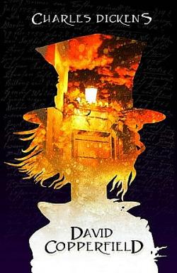David Copperfield obálka knihy