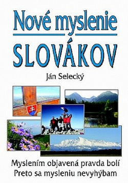 Nové myslenie Slovákov obálka knihy