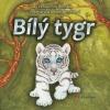 Bílý tygr obálka knihy