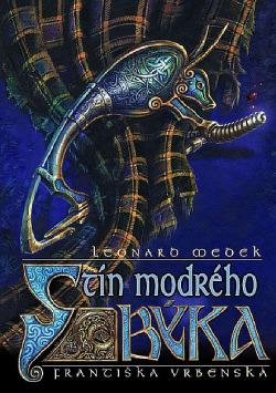 Stín modrého býka obálka knihy