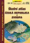 Školní atlas - Česká republika a Evropa