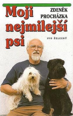 Moji nejmilejší psi obálka knihy