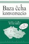 Baza ĉeĥa konversacio obálka knihy