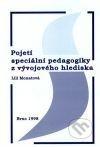 Pojetí speciální pedagogiky z vývojového hlediska obálka knihy