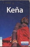Keňa obálka knihy