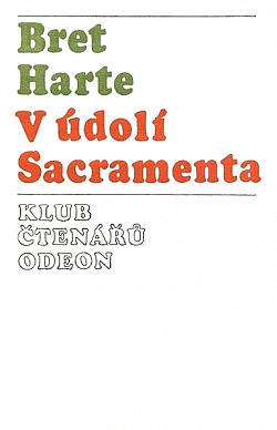 V údolí Sacramenta obálka knihy