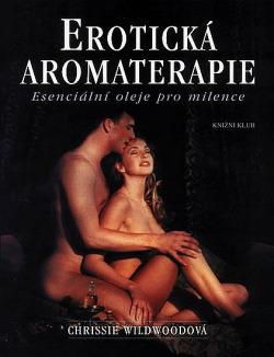 Erotická aromaterapie obálka knihy