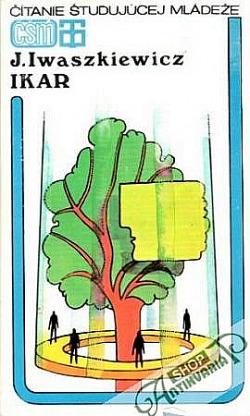Ikar obálka knihy