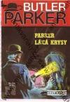 Parker láká krysy obálka knihy