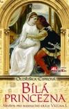 Bílá princezna obálka knihy
