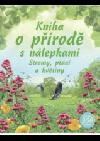 Kniha o přírodě s nálepkami: stromy, ptáci a květiny
