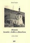 Historie kostela v Jedlce u Benešova: 1234–1903