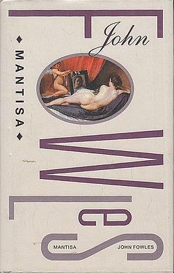 Mantisa obálka knihy