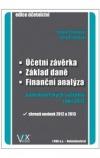 Účetní závěrka - Základ daně - Finanční analýza 2012
