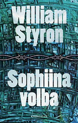 Sophiina volba obálka knihy