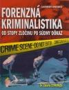 Forenzná kriminalistika