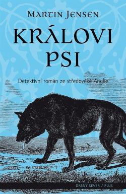 Královi psi obálka knihy