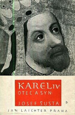 Karel IV. - Otec a syn 1333–1346 obálka knihy
