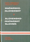 Maďarsko-slovenský a slovensko-maďarský slovník