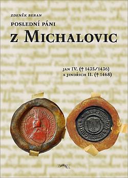 Poslední páni z  Michalovic obálka knihy