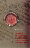 Zemské soudnictví na Moravě vrcholného středověku obálka knihy