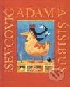 Adam a Šišibus obálka knihy