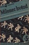 Milenec hvězd obálka knihy
