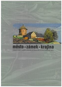 Město - zámek - krajina