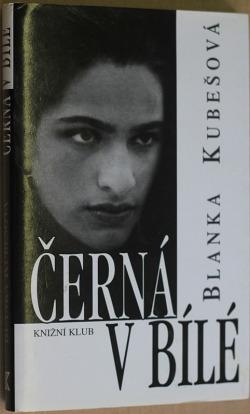 Černá v bílé obálka knihy