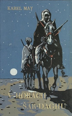 V horách Šar-Daghu obálka knihy