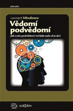 Vědomí podvědomí obálka knihy