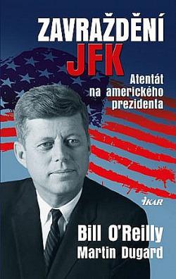 Zavraždění JFK obálka knihy
