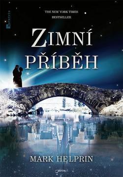 Zimní příběh obálka knihy