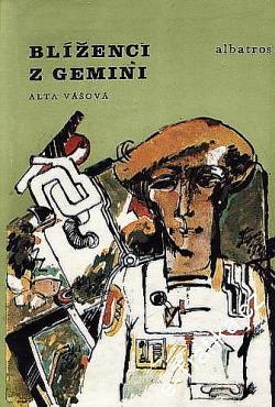 Blíženci z Gemini obálka knihy