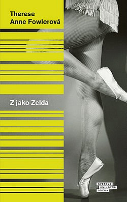 Z jako Zelda obálka knihy