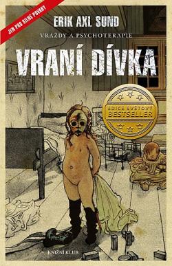 Vraní dívka obálka knihy