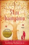 Stín banyánu obálka knihy