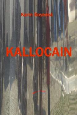 Kallocain obálka knihy
