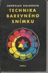 Technika barevného snímku obálka knihy