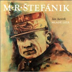 M.R. Štefánik obálka knihy