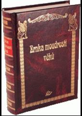 Zrnka moudrosti věků obálka knihy