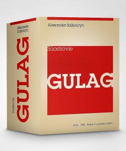 Súostrovie Gulag obálka knihy