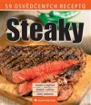 Steaky - 59 osvědčených receptů obálka knihy