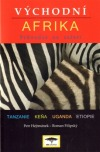 Východní Afrika obálka knihy
