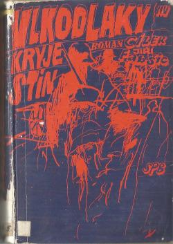 Vlkodlaky kryje stín obálka knihy